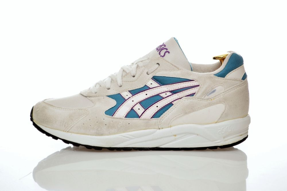 7269e7c526e98b vintage 90s ASICS GEL Womens runners trainers shoes size UK 6 rare OG 90s