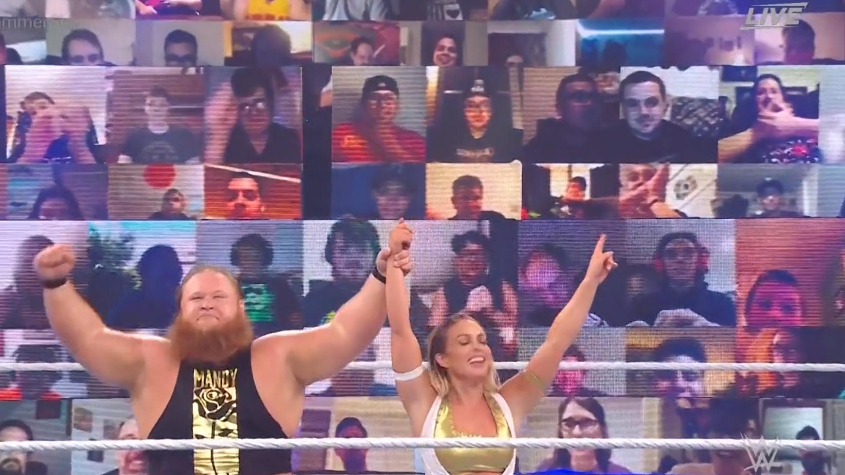 Mandy Rose Defeats Sonya Deville At Summerslam Sonya Must Leave Wwe At Summerslam 2020 Mandy Rose Defeated Sonya Via Www Figh Summerslam Wwe Wwe Summerslam