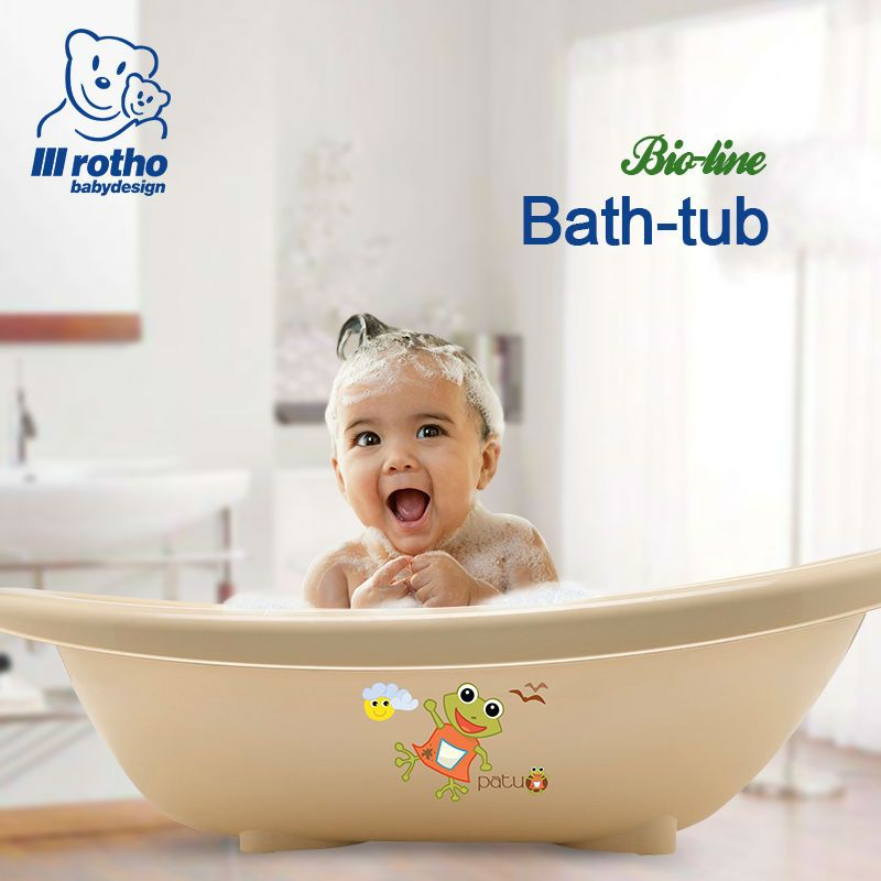 Rotho Babydesign baby Bathtub bathing Germany child/kid bathtub ...