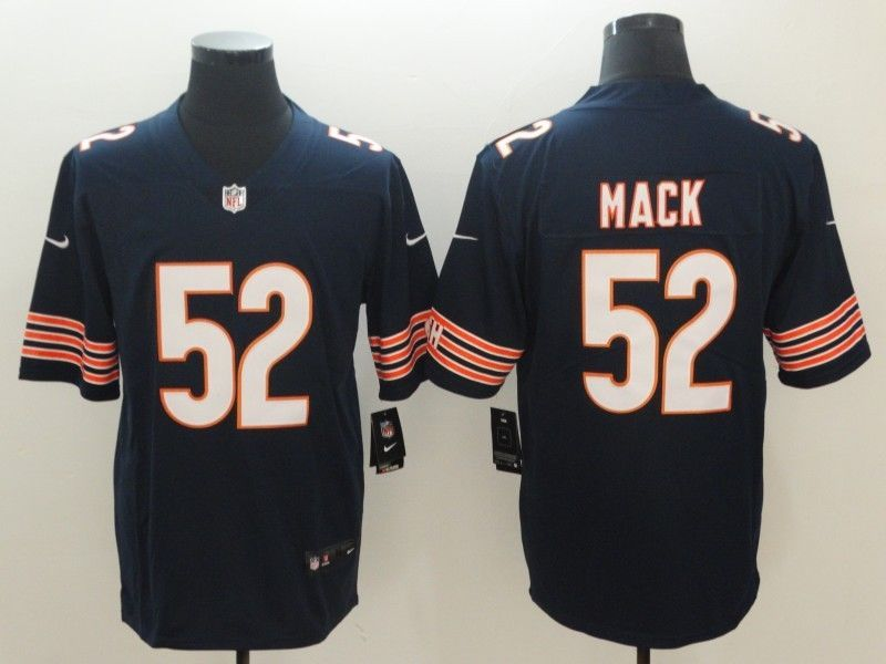 627d2b942 Chicago Bears Khalil Mack navy jersey M sz  fashion  clothing  shoes   accessories  mensclothing  othermensclothing (ebay link)