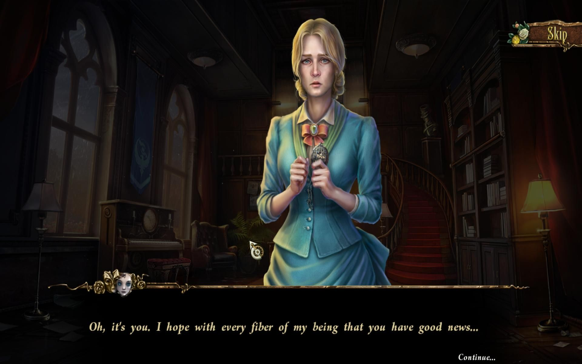 Troubled mother. Players of PuppetShow 8Collector's Edition will appreciate that this engrossing Adventure/Hidden Object game is voiced, at least in some parts.