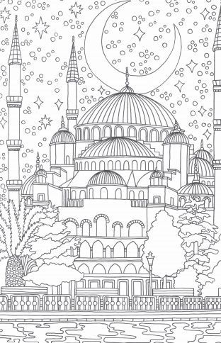 The World In Colour A Mindful Coloring Journey Free Download