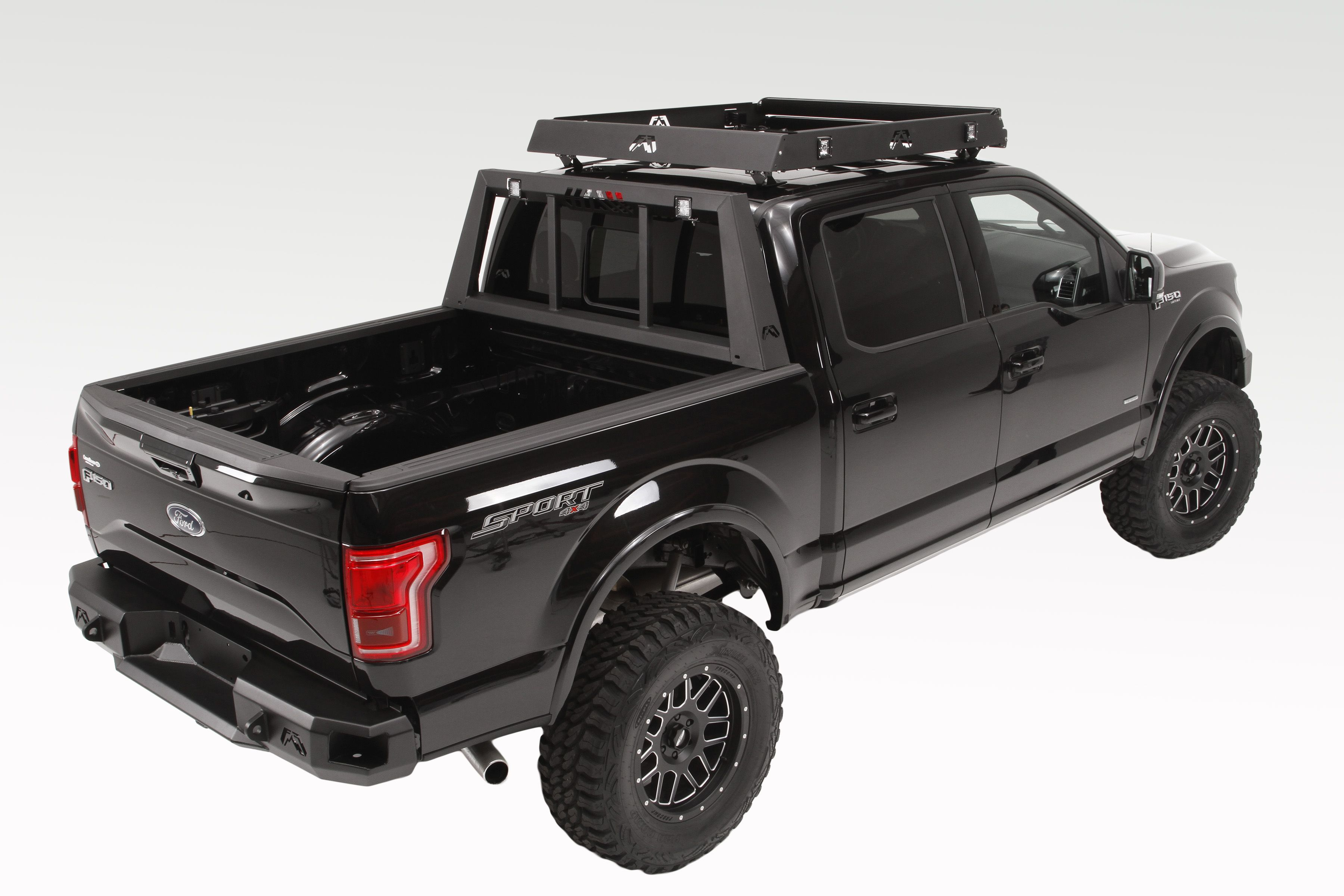 Products Automotive Tech Truck Roof Rack Truck