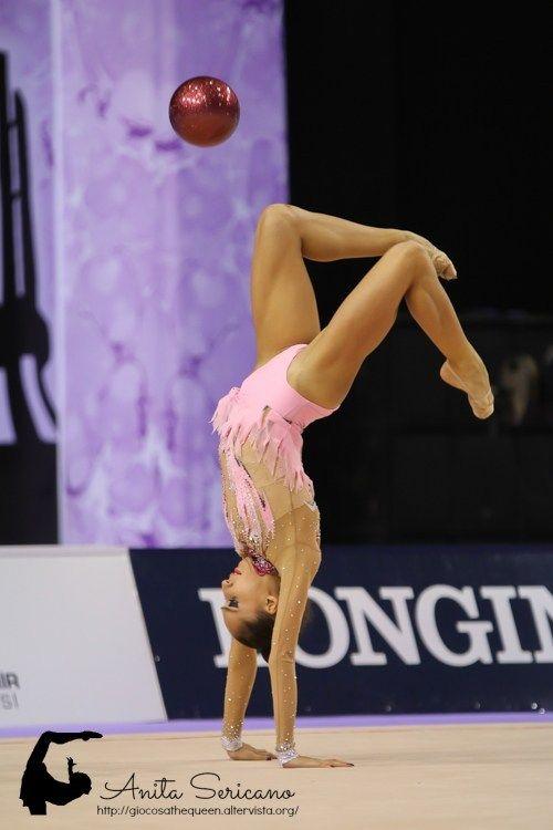 2014 Scottish Artistic Gymnastics Championships - YouTube