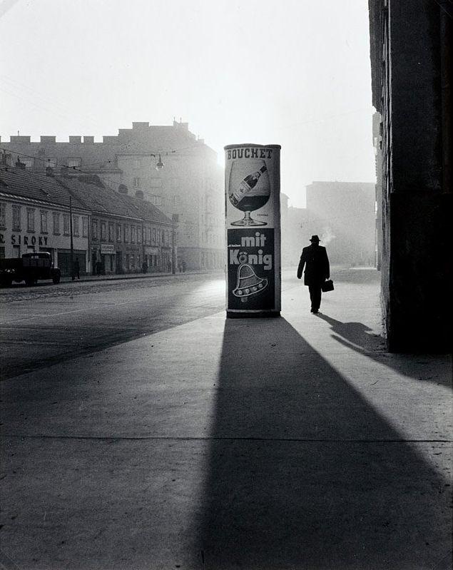 Vienna, c.1960 by Elfriede Mejchar