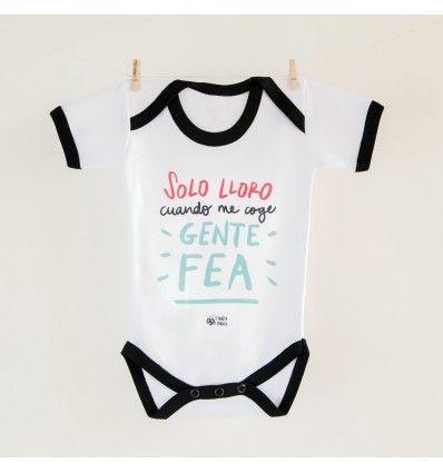 Cosas Frikis Para Bebes.Body Bebe Gente Fea Bebe Ropa Bebe Y Ropa De Bb