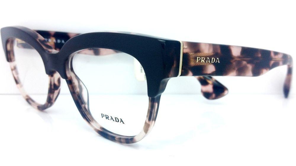 ae4ac95a183 Prada Italy VPR21Q ROL-1O1 Eyeglasses VPR 21Q 51MM  PRADA