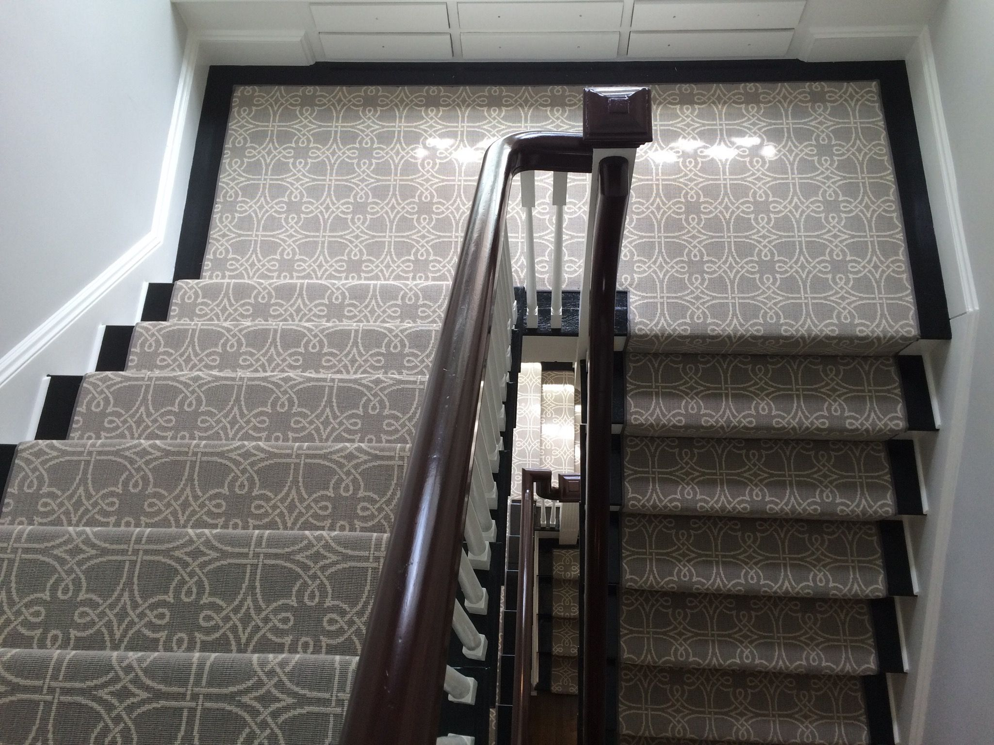 Stair Carpet Runners   The Carpet Workroom