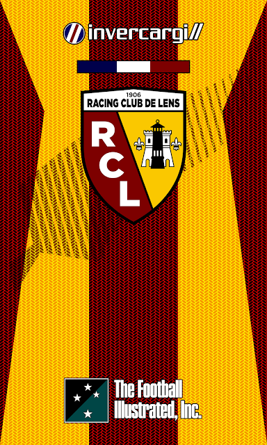 Wallpaper Racing Club De Lens Fond Ecran