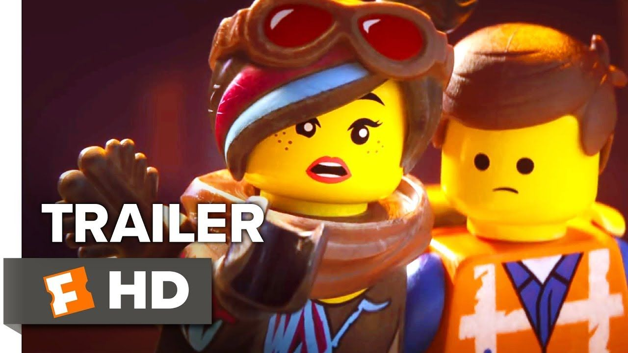 Wyldstyle Takes Center Stage In The 1st Trailer For The Lego Movie 2 Lego Movie Movieclips Trailers Lego Movie 2