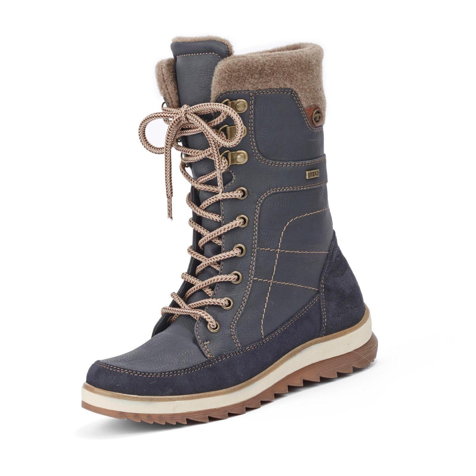 Details Zu Tom Tailor Damen Tex Boots Stiefeletten Winterschuhe Stiefel Winterboots Schuhe Boots Bean Boots Winter Boot