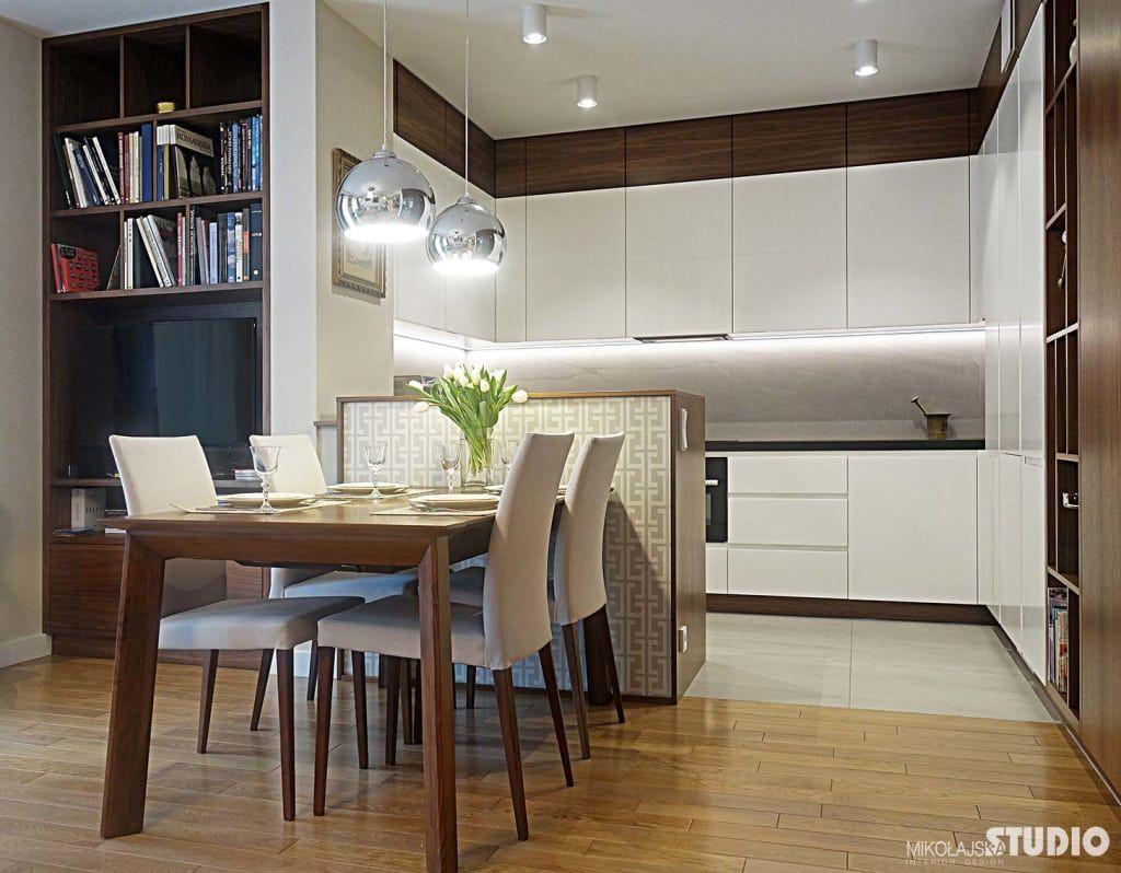 Un Appartamento Dove Classico E Moderno Si Trovano Alla Perfezione