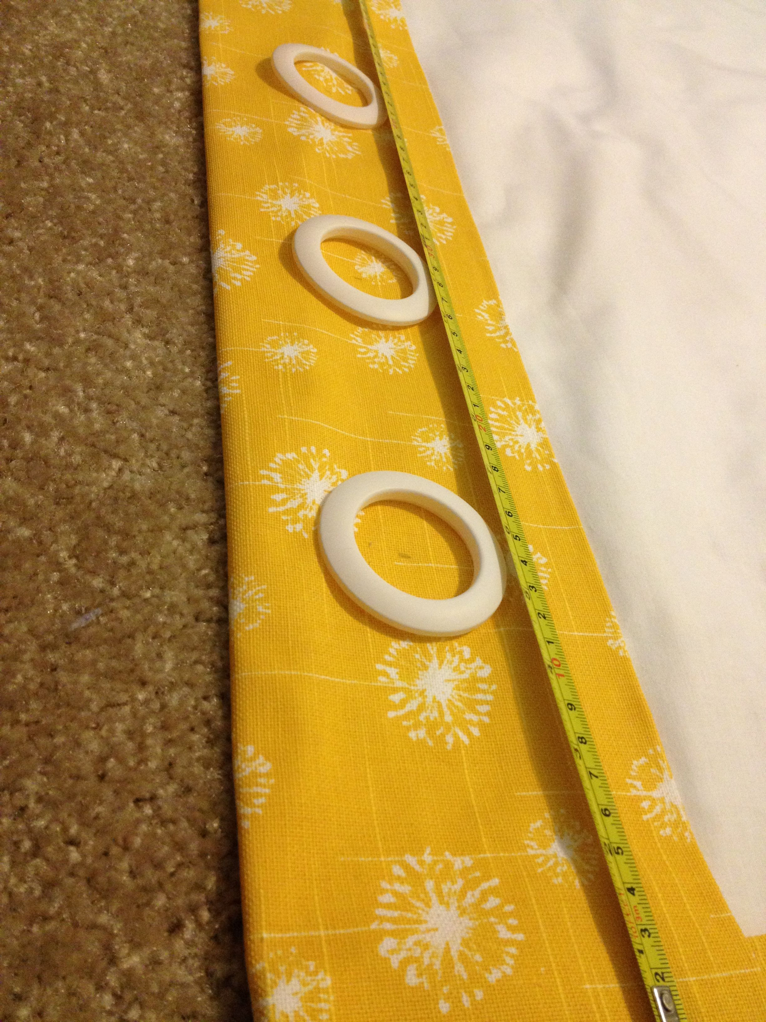 How To Make No Sew Black Out Curtains Cortinas