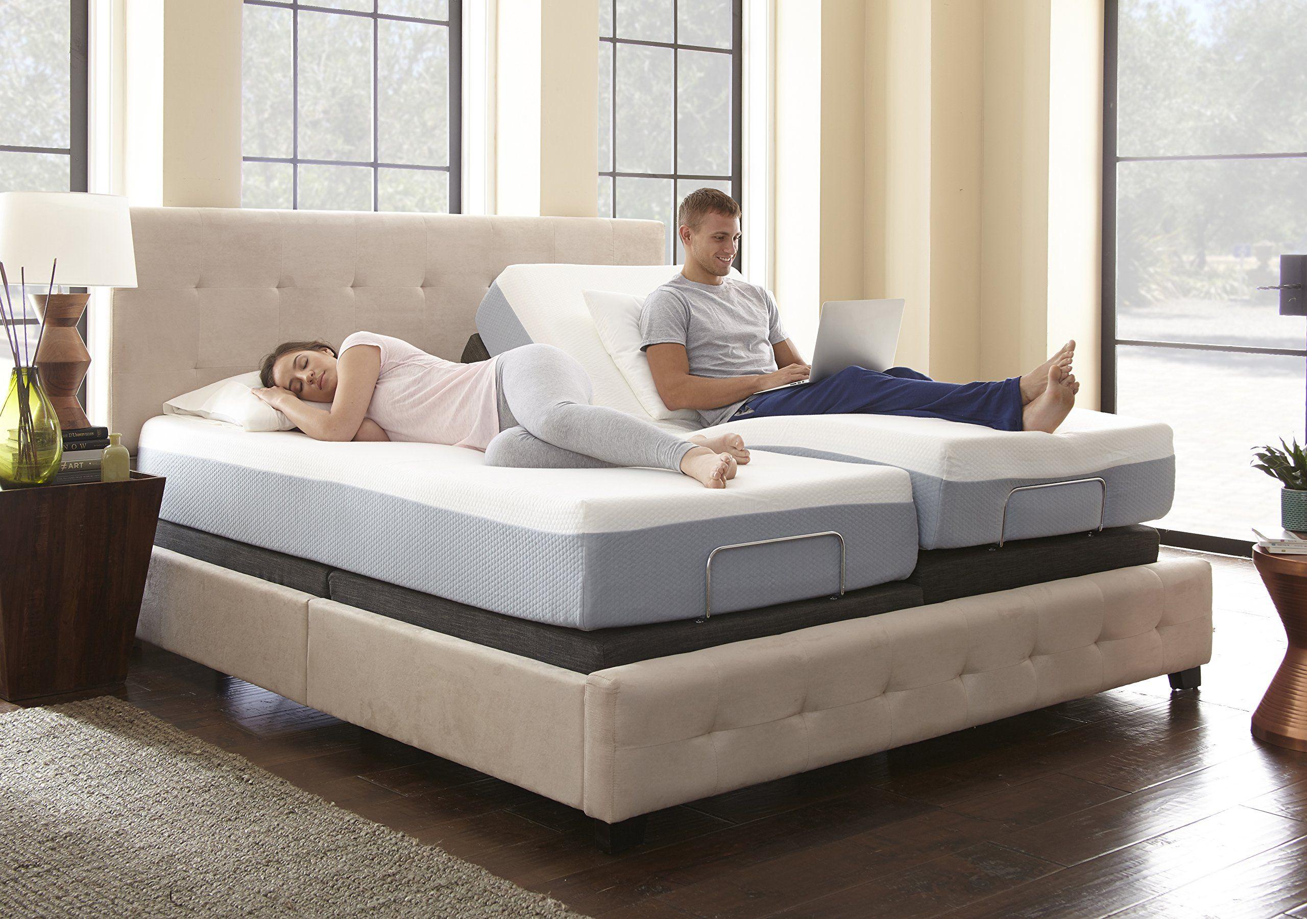 Flex Form Lifestyle Adjustable Bed Frame / Mattress