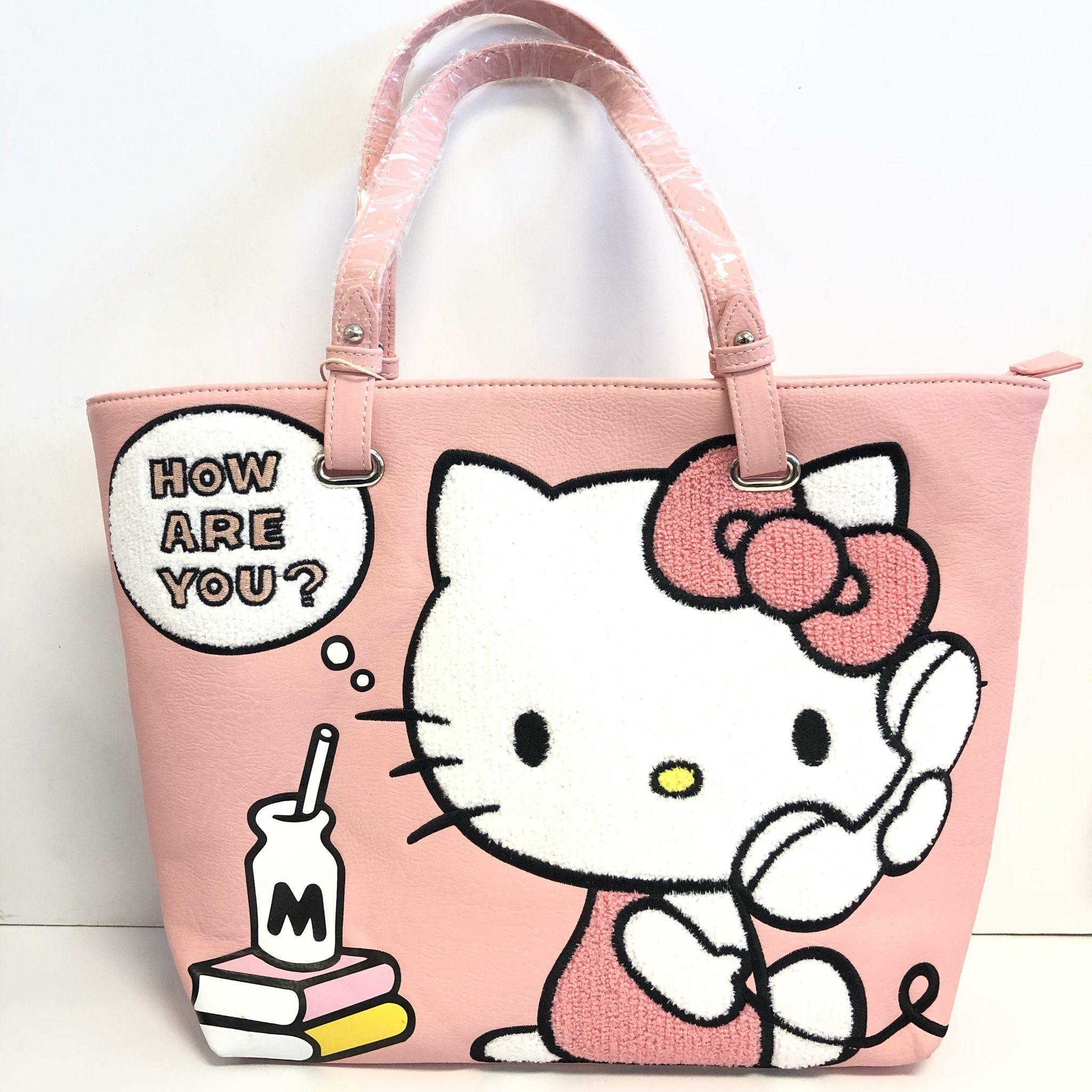 6ccacba5e Hello Kitty Telephone Tote by Loungefly | Sanrio Totes | Hello kitty ...