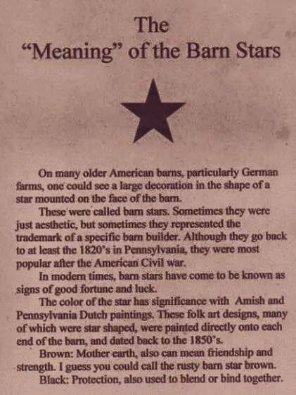 meaning of the barn star barn quilts barn quilts, barn, quilts Pump House Diagram meaning of the barn star