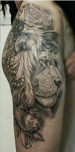 #Leão / #Lion * #Tattoo *