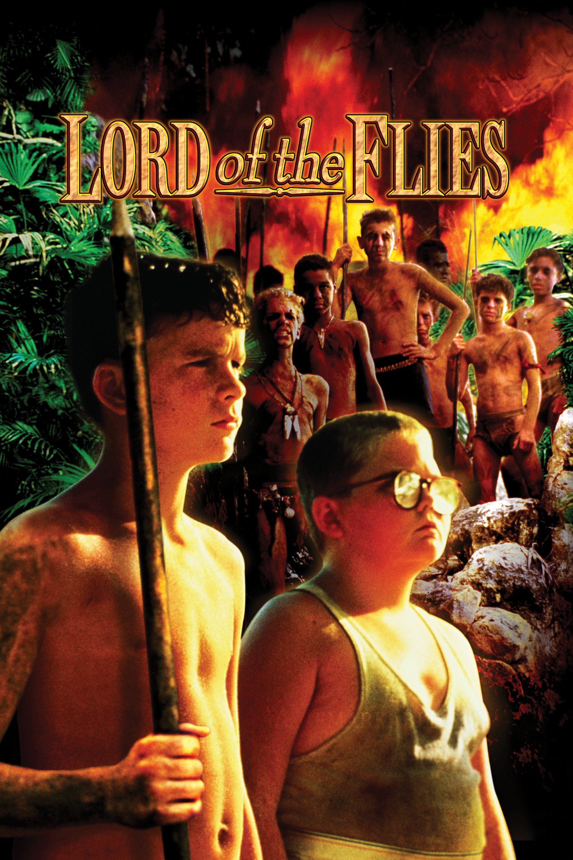 Watch Lord of the Flies full HD movie online - #Hd movies, #Tv series  online, #fullhd, #fullmovie, #hdvix, #movie720pStranded on an island, a  group of ...
