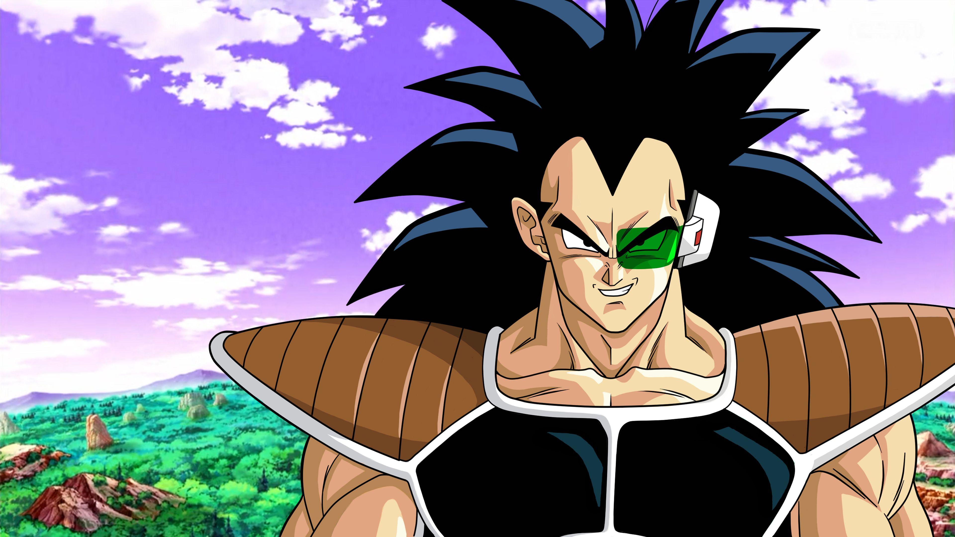 Raditz Guerreiro Saiyajin E Irmao De Goku Dragon Ball Z Dragon Ball Super Dragon Ball