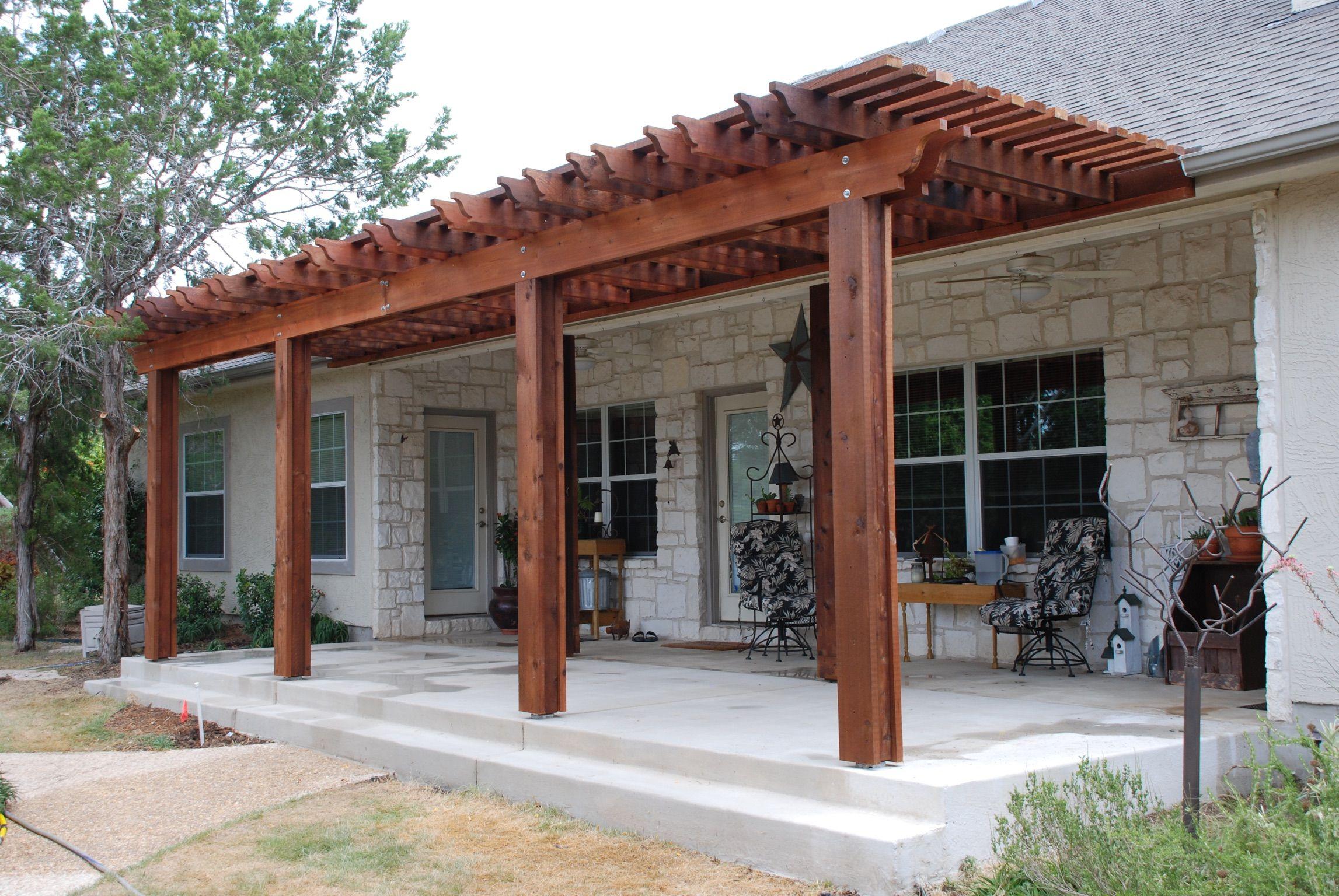 Patio Design, Arbors, Pergolas