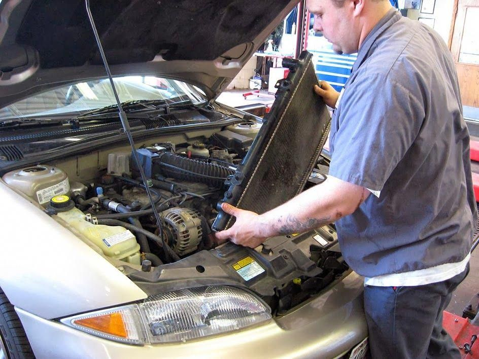 Schedule your car care services with us today, weather it