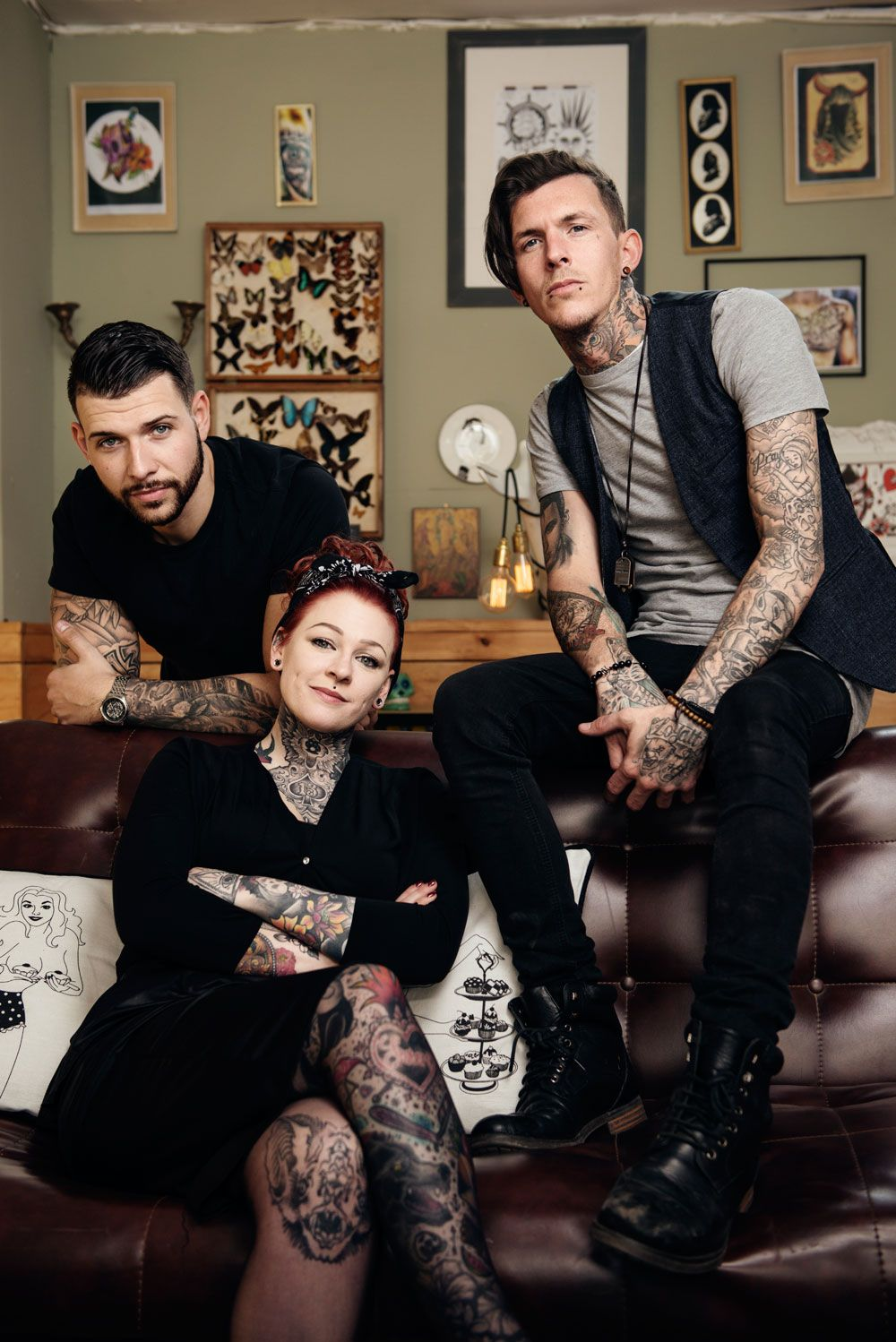 Tattoo Fixers Coming Soon to E4 Tattoo fixers, Cover