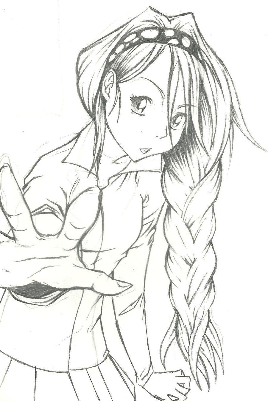 Art Manga Anime drawings tutorials, Drawings