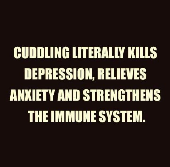 Cuddling Love Quotes: Let's Get Healthy And Cuddle The Hell Out Of Each Other