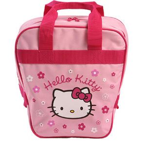 2d17cb813d Brunswick  HelloKitty Pink Bowling Ball Bag.... been wanting for a while