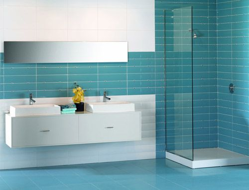 Romstal Posibilitati Infinite Solutii Complete Bathroom Wall Tile Bathroom Wall Cladding Tile Bathroom