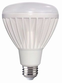 Led Bulb Energy Star And Ul Certified Br30 With Excellent Dimming Capabilities Ideal Flood Light For High Hat Cans Led Light Bulb Dimmable Led Lights Led Bulb