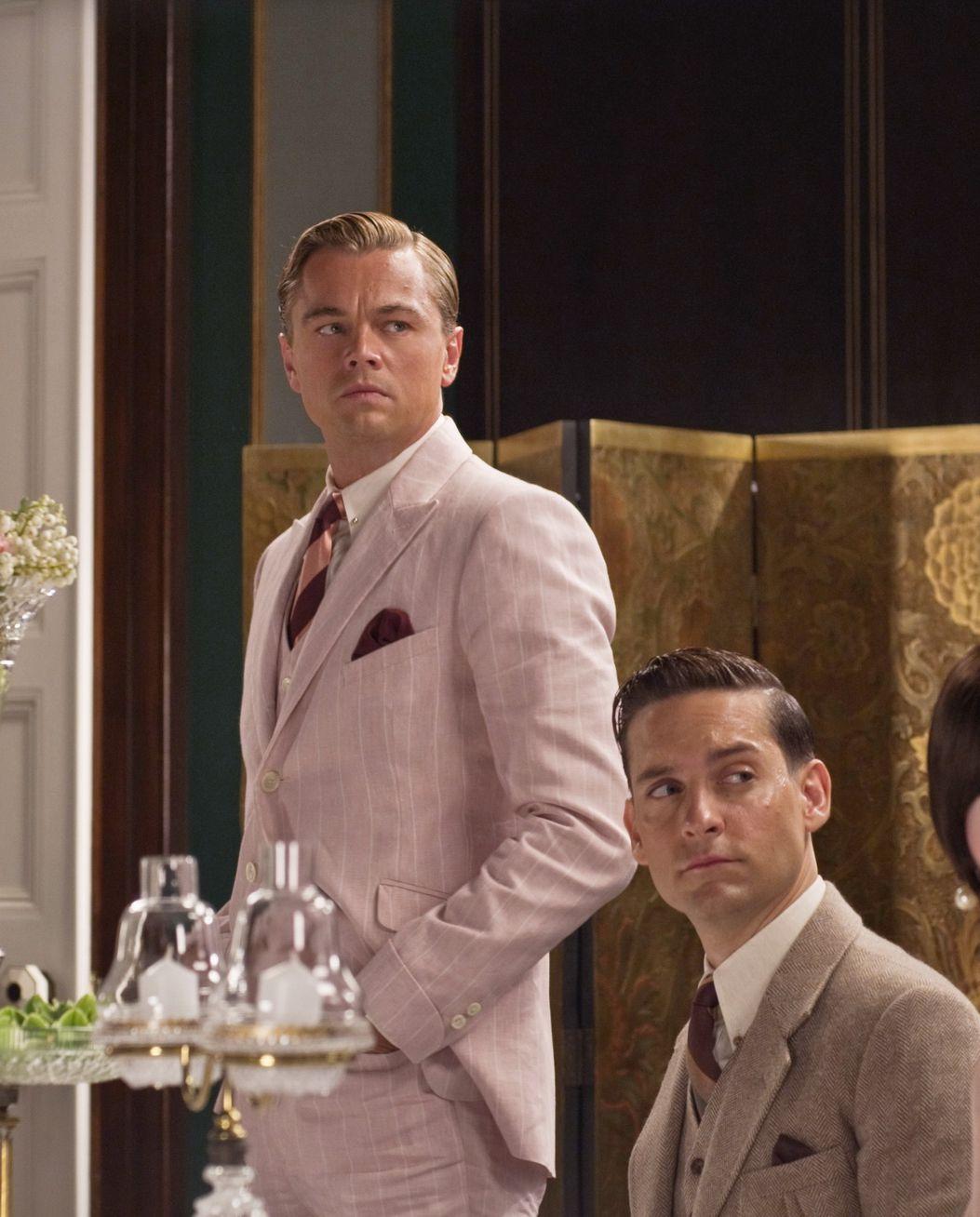 Los trajes rosas de hombre más memorables de la historia