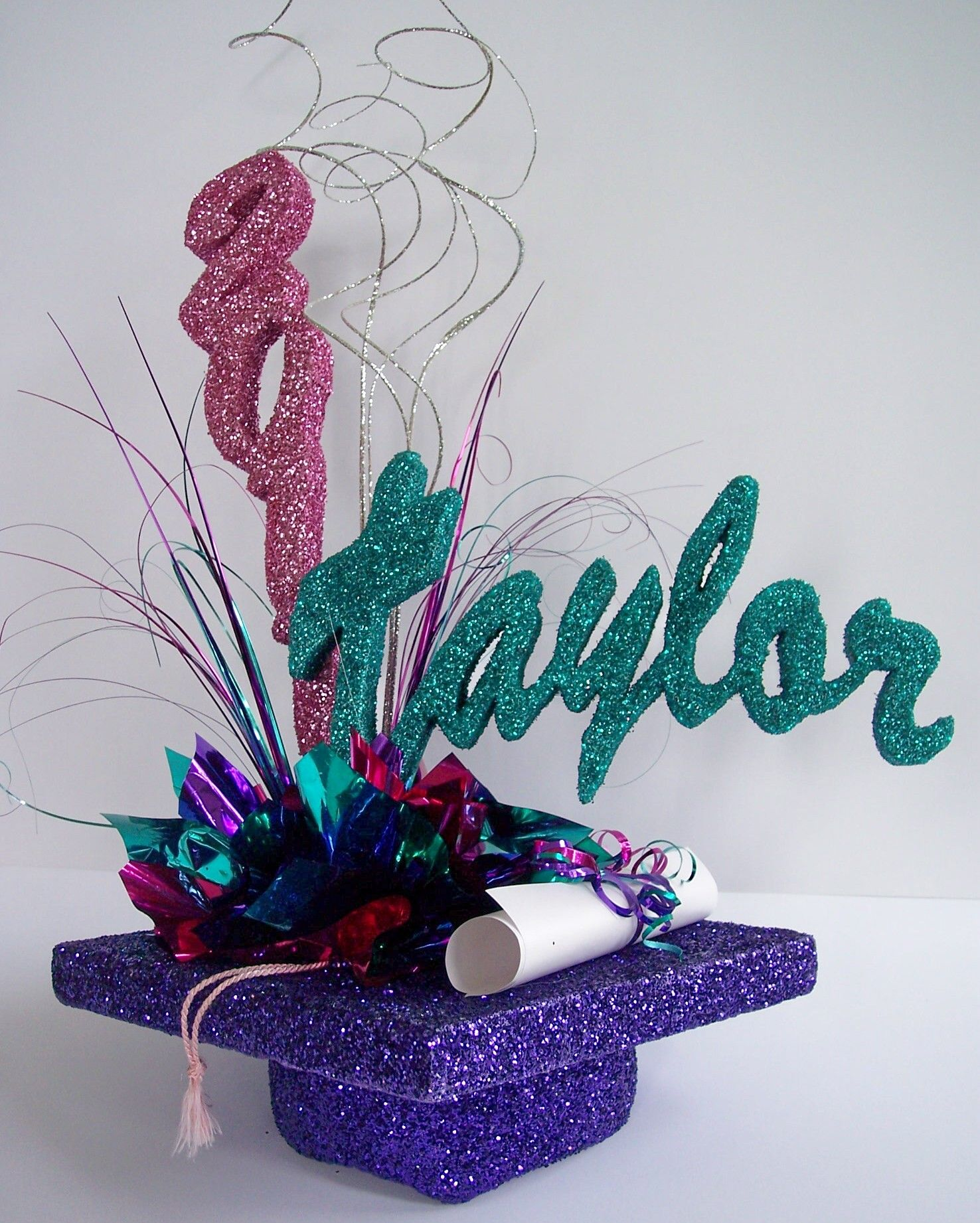 Party Decorations Table Centerpieces: Graduation Centerpieces Ideas