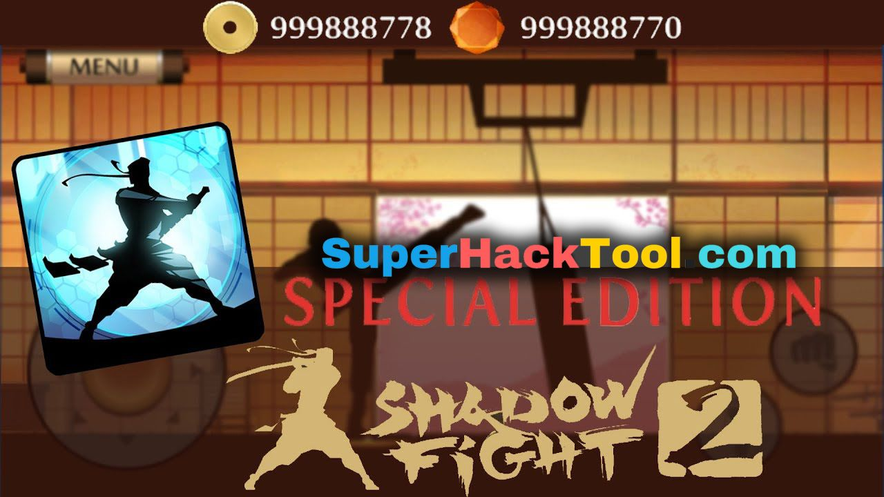shadow fight 2 mod apk level 99 download