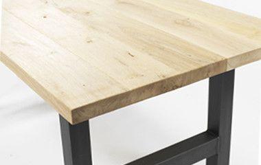 Eiken tafels