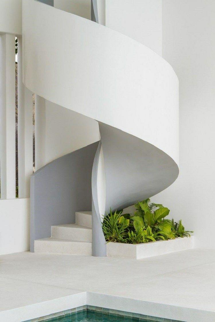 Hervorragend Innen Beispiele Fr Moderne Designs Design Stairs With Innen Beispiele