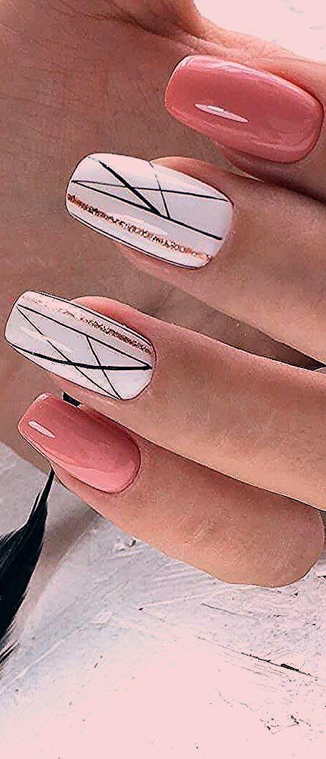 Photo of Zu süße rosa Nägel  Nageldesign #Nagel – Nagel