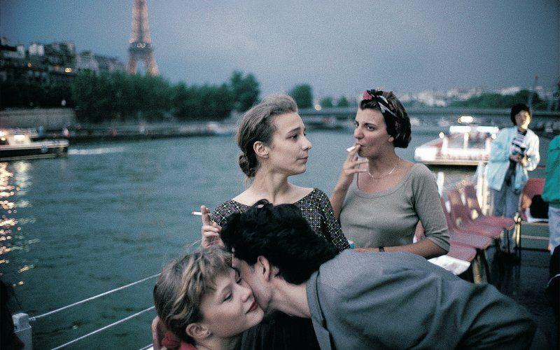 A History Of Paris In 150 Photographs David Alan Harvey Iconic Photos Magnum Photos