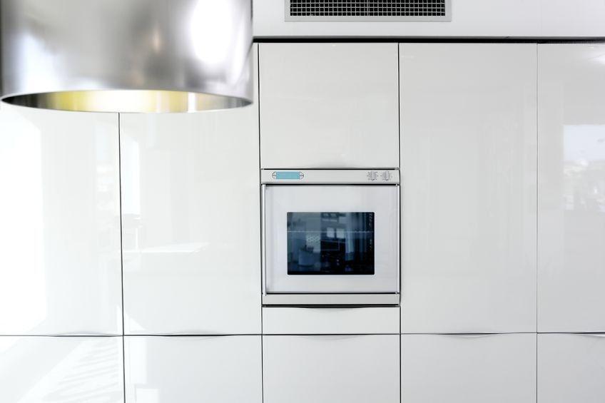 High Gloss White Cabinet Doors Schrankturen Weisse Kuche Weisser Schrank