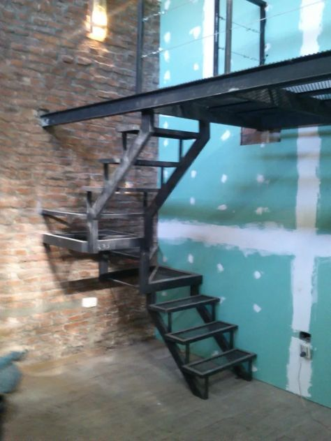 Arquitectura Casas Escaleras Exteriores Arquitectura: Escaleras Metalicas, Escaleras, Diseño De Escalera