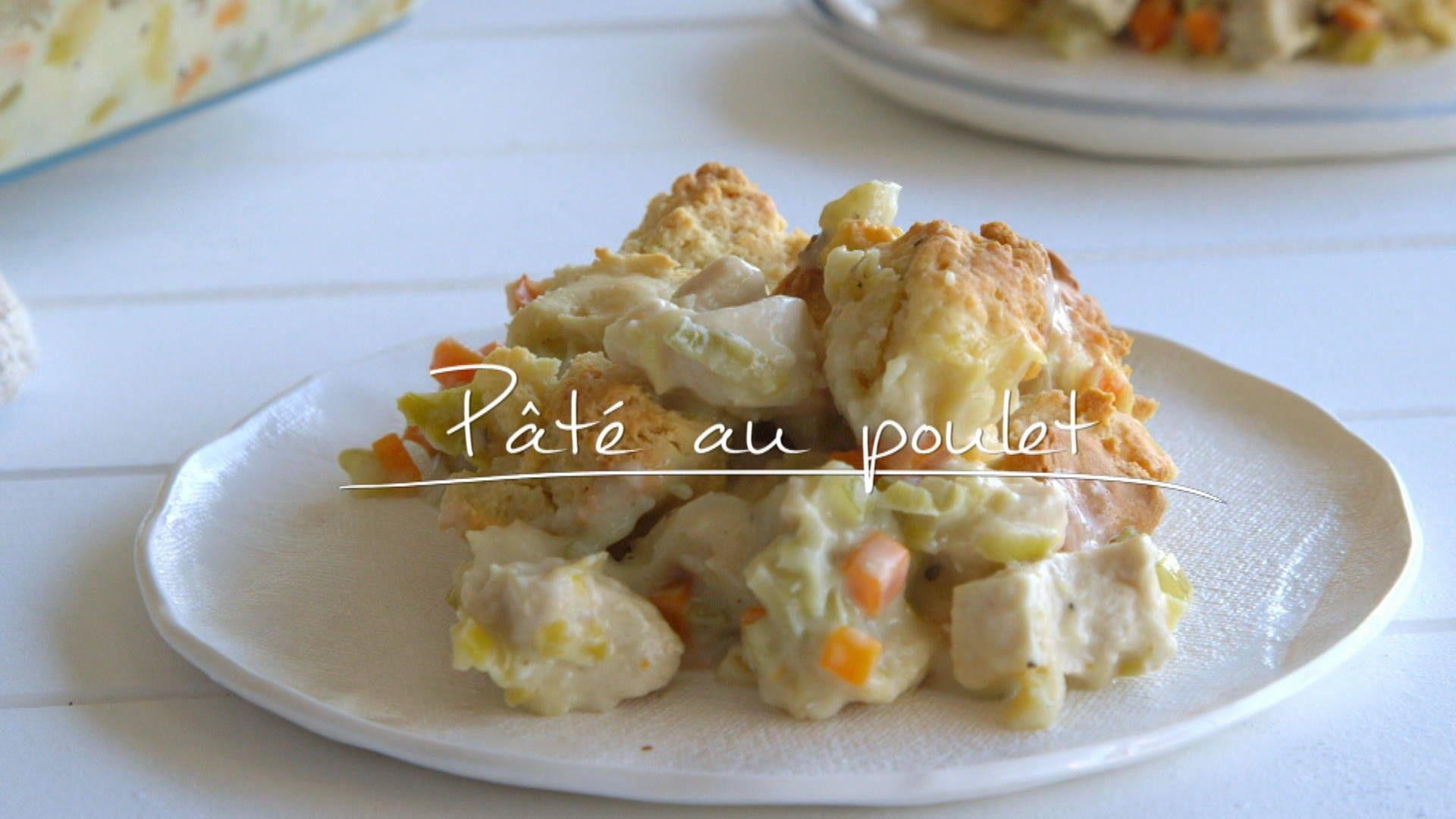 Pâté au poulet   Recipe   Food, Cooking recipes, Recipes
