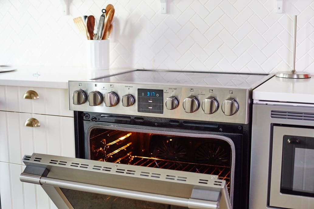How to clean an oven with baking soda and vinegar oven