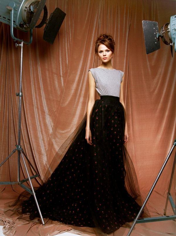 {fashion inspiration | style icon : ulyana sergeenko