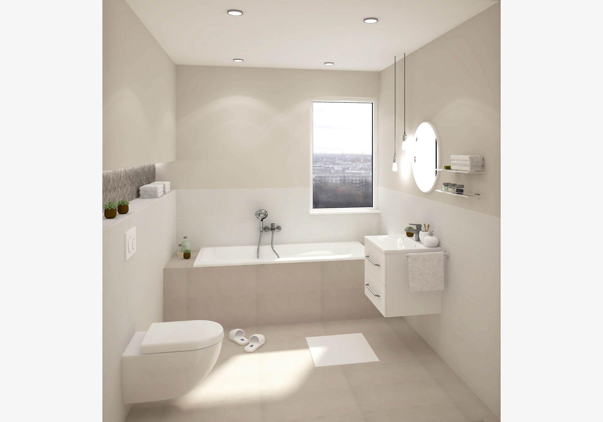 Badplaner Jetzt Badezimmer Planen Mit Obi In 2020 Helle Badezimmer Kleines Bad Badewanne Badezimmer Planen