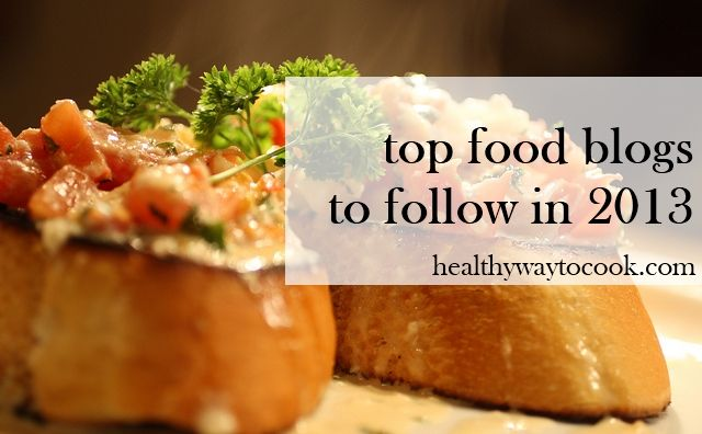 Top food blogs to follow in 2013 httphealthywaytocook top food blogs to follow in 2013 httphealthywaytocook201301top food blogs to follow 2013 leanne around the table christine fischer forumfinder Image collections