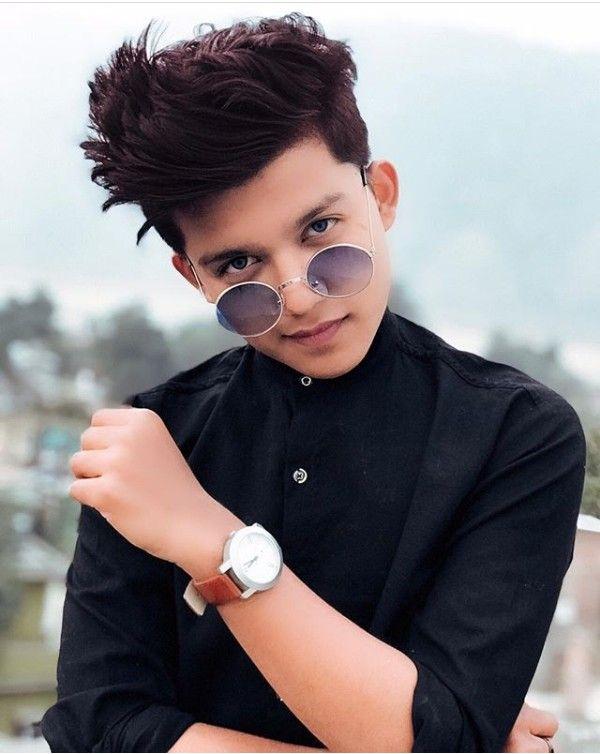 Tik Tok Star Cute Boy Photo Cute Boys Images Photoshoot Pose Boy
