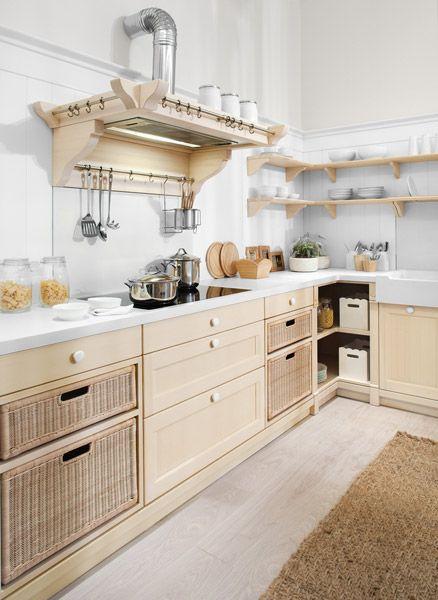Mobili per cucina: Cucina English Mood [a] da Minacciolo | Cucine ...