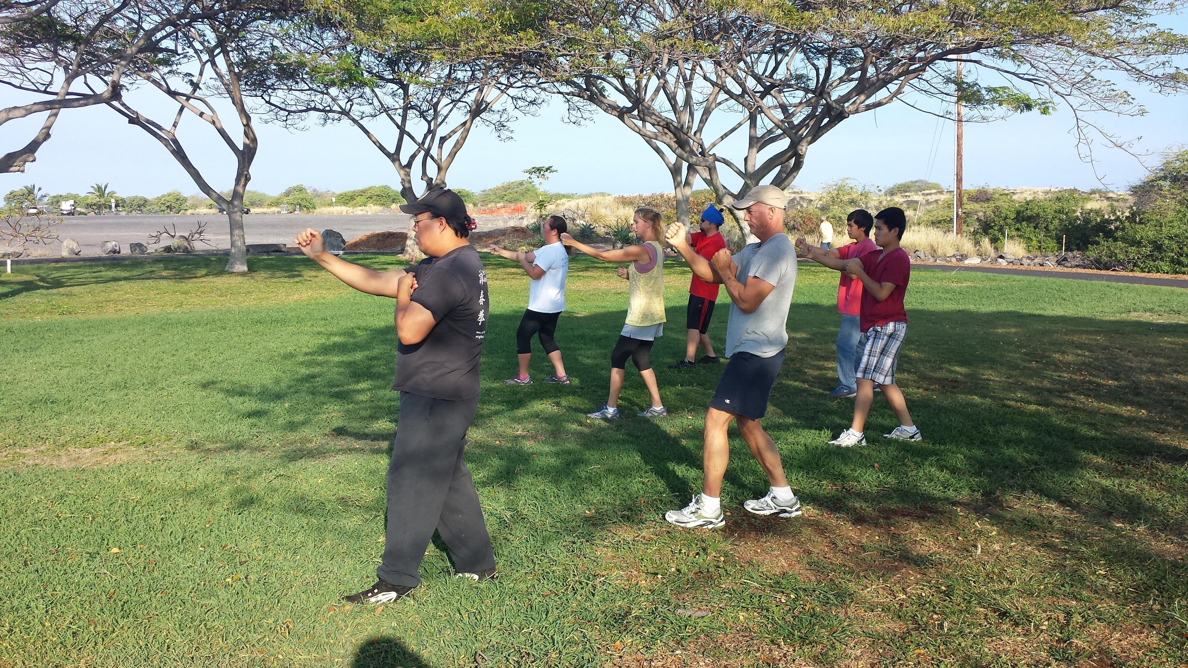 PWCKFA practices February 2015