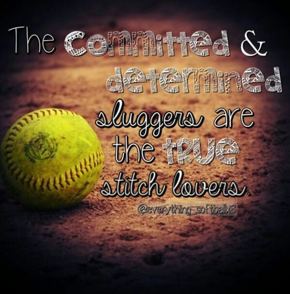 Softball Quote With Images Softball Quotes Softball Fastpitch Softball