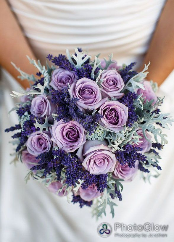While we'll always love the look of a classic floral arrangement, we can't help but fall head over heels for the recent eye-popping embellishments brides are adding to their bouquets. Check out these 5 ways to dress up your bouquet.